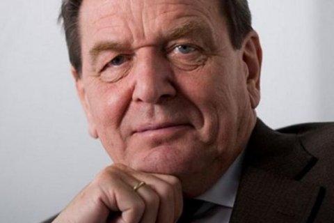 Герхард Шредер: оружие из Германии попадает в руки террористов