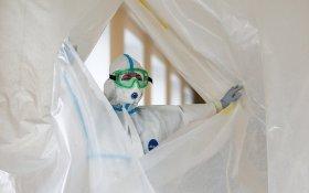 Больничные места для зараженных коронавирусом в России заполнены на 81% на фоне подъема заболеваемости COVID-19