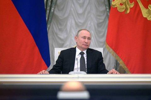 Путин согласился с проведением голосования по поправкам в Конституцию 22 апреля