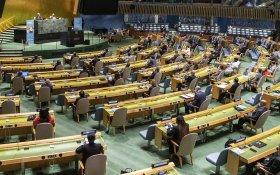 Генсек ООН призвал не допустить раскола мира из-за холодной войны между США и Китаем