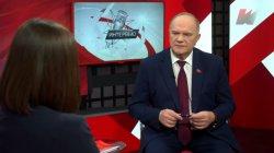 Интервью Г.А.Зюганова к 25-летию КПРФ (15.02.2018)