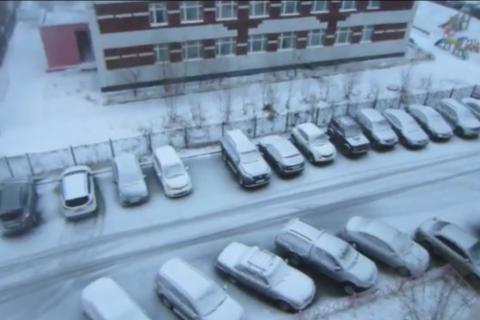 1 июня в России выпал снег