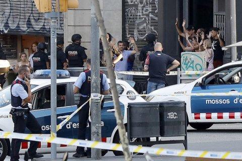 Два теракта произошли в Испании за сутки