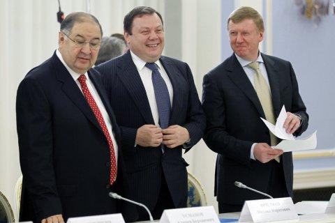 Forbes назвал богатейших наследников России