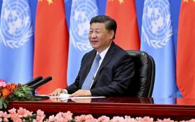 Си Цзиньпин выступил с программой глобального лидерства
