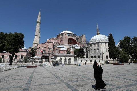 Эрдоган отказался считаться с мнением других стран о статусе собора Святой Софии