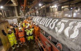 «Газпром» объявил о завершении строительства «Северного потока-2»