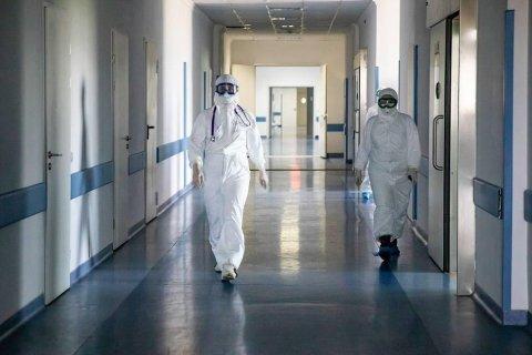 Число зараженных коронавирусом в России превысило 1,09 млн человек