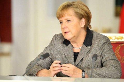 Более половины немцев заявили о доверии Меркель