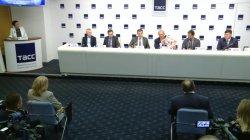 Пресс-конференция Геннадия Зюганова в Петербурге (10.09.2021)