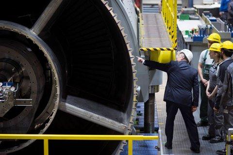 Немецкая компания Siemens поставила газовые турбины в Крым в обход санкций