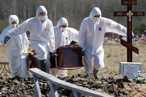 Независимый демограф заявил о приближении России к самой высокой избыточной смертности от COVID-19 в Европе