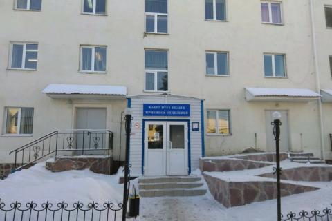 В больнице Уфы врачи спрятались от пациента с подозрением на коронавирус