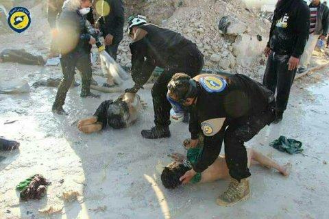 Иносми: США перехватили переговоры сирийских военных о подготовке химатаки