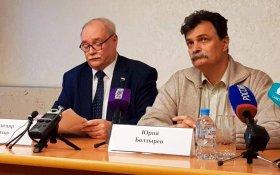 Режиссер Бортко сдал подписи для участия в выборах губернатора Петербурга в качестве кандидата от КПРФ