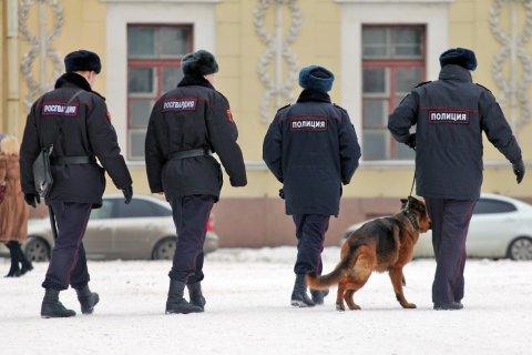 Полиция провела обыски в псковском и омском штабах Грудинина