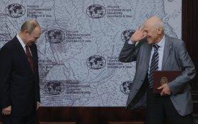 Путин приказал нарисовать «правильный» атлас мира