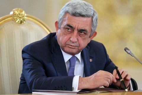 В Армении объявлена «бархатная революция»
