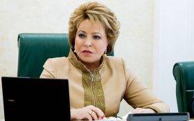 Матвиенко признала невозможность для россиян накопить на пенсию
