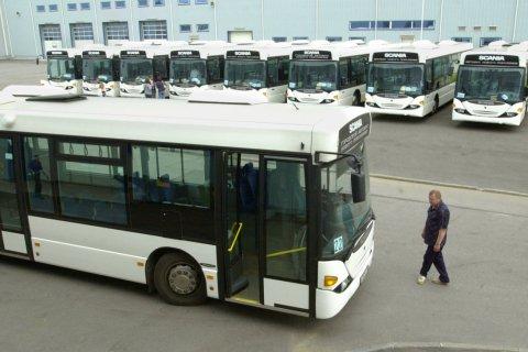 В Москве арестовали свыше трех тысяч нелегальных автобусов