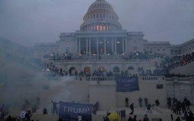 В США Конгресс утвердил победу Байдена на выборах, несмотря на штурм Капитолия сторонниками Трампа