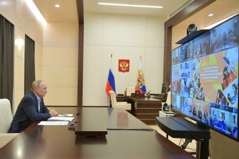 Опрос: Уровень доверия россиян Путину снизился в 2 раза с осени 2017 года