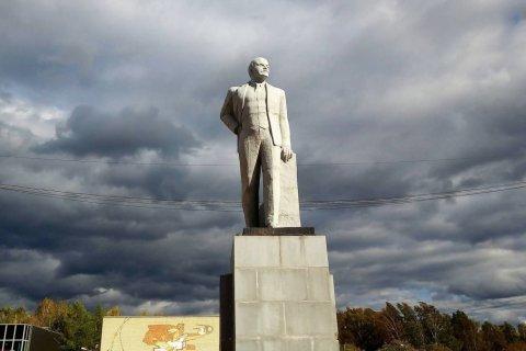 Избирком уральского города Ревда согласовал документы по референдуму о судьбе памятника Ленину