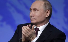 За Путина готовы проголосовать 55% граждан. Это много? (спойлер: год назад за него проголосовало 77%)