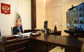 Путин объявил о регистрации в России первой вакцины от коронавируса