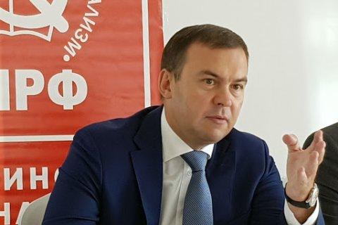 Юрий Афонин: Уровень поддержки конституционных поправок КПРФ составляет от 93 до 99%
