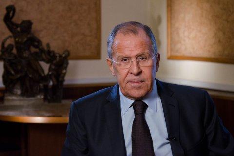 Лавров объяснил выход из соглашения по оружейному плутонию недружественными шагами США