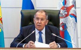 Сергей Лавров: Россия едва ли примет требование Санду о выводе миротворцев из Приднестровья