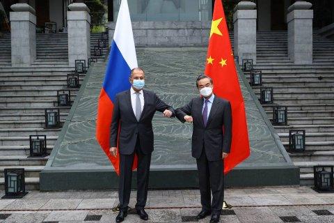 Лавров заявил, что у Москвы сегодня нет отношений с Евросоюзом
