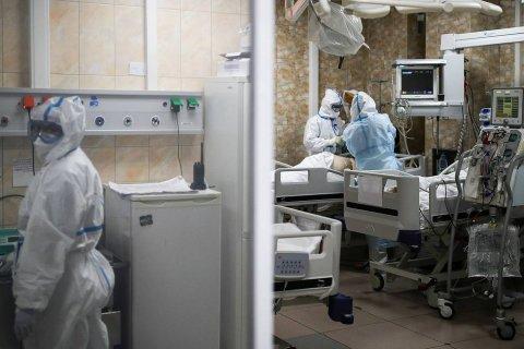 В России за сутки выявили 5 504 заразившихся коронавирусом. Это максимум за 6 недель