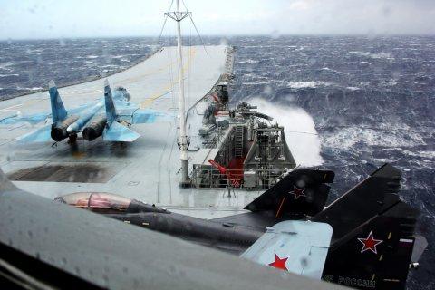 В военно-промышленном комплексе хотят построить авианосец за 400 млрд рублей. Эксперты: Будет дороже