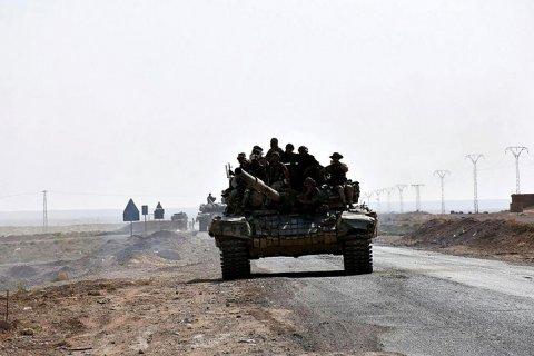 Минобороны РФ: От террористов освобождено около 85% Сирии