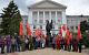 Российские коммунисты широко отметили День Победы