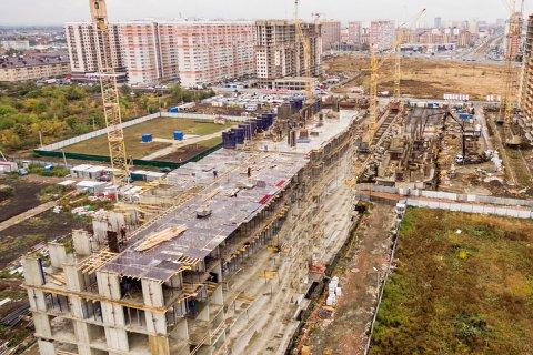 Путин поручил в течение трех лет отказаться от долевого строительства