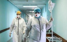 В России за сутки зарегистрировали 1 075 смертей из-за коронавируса. Это новый максимум