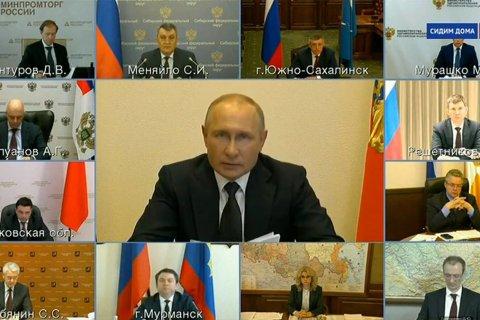 Мы не Спарта. Путин поручил подготовить отмену карантина по коронавирусу с 12 мая