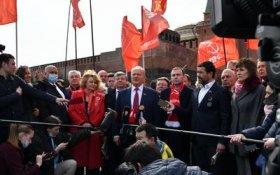 Геннадий Зюганов: Мы были первыми!