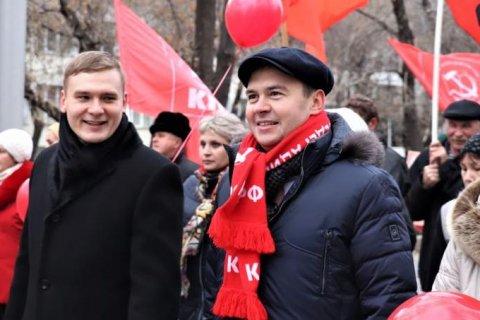 В КПРФ заявили, что глава Хакасии Валентин Коновалов проявляет себя как волевой и ответственный руководитель