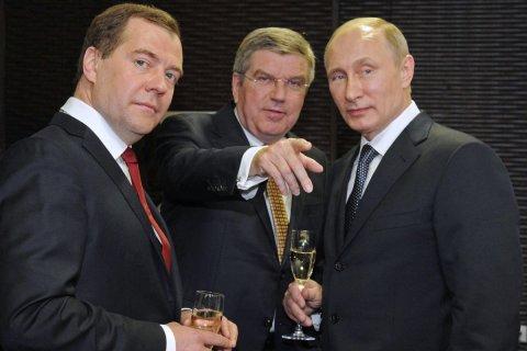 Кремль готов к недопуску России к Олимпиаде и будет использовать его в избирательной кампании Путина