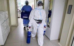 В России впервые за сутки заразились более 15 тыс. человек