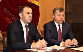 Юрий Афонин и Дмитрий Новиков провели видеоконференцию с региональными отделениями Сибири, Урала и Поволжья