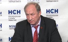 Валерий Рашкин: Народ не то что не верит силовикам, он их, зачастую, просто ненавидит