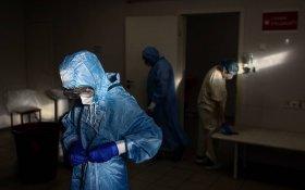 В России от коронавируса умерло 1 123 человека. Это новый антирекорд