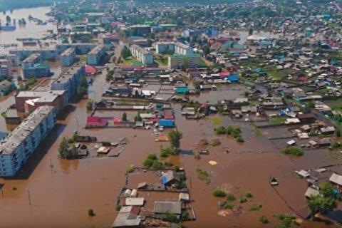 В Иркутской области из-за паводка подтоплены оказались 6700 домов