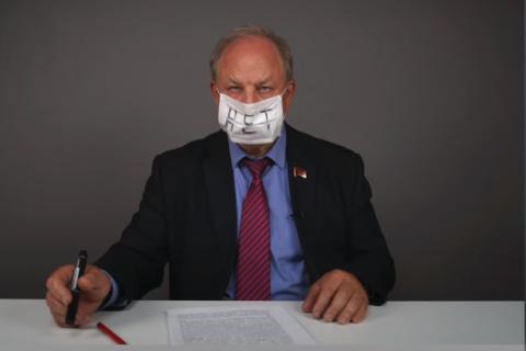 Валерий Рашкин призвал москвичей принять участие в акции #НетПоправкам