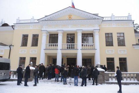 Задержаны руководители генподрядчиков ФСО за хищения при строительстве резиденций Путина